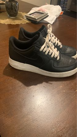 White and black airforce ones Thumbnail
