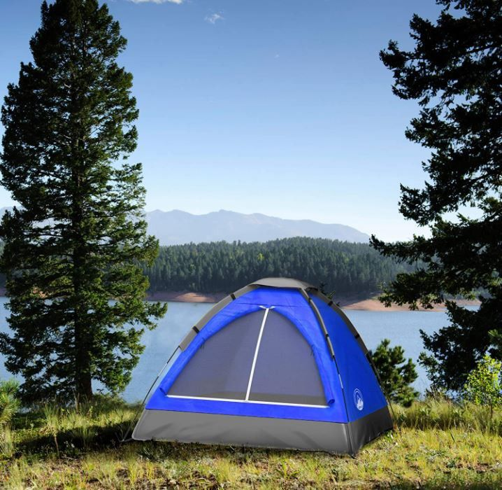Get Some Fresh Air Outdoors & Spend The Night Under the Stars!!