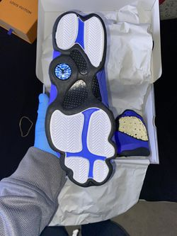 Air Jordan 13- Hyper Royal Thumbnail