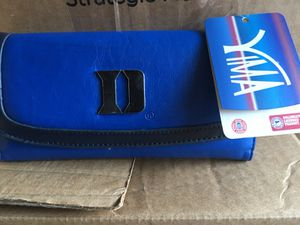 New Duke Women's Leather Wallet for Sale in Apex, NC