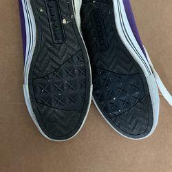 Purple Tennis Shoes Size 9 Thumbnail