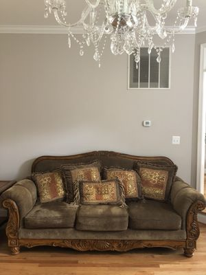 Sofa and love seat for Sale in Herndon, VA