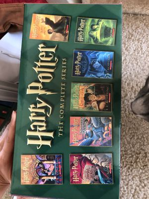 Harry Potters series book for Sale in Alexandria, VA