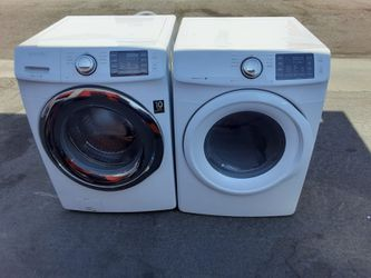 Samsung washer and dryer Thumbnail
