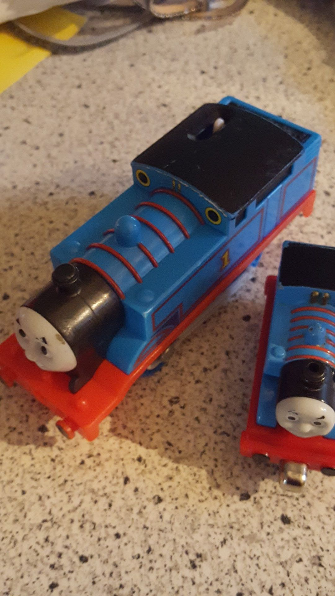 Thomas trackmaster train