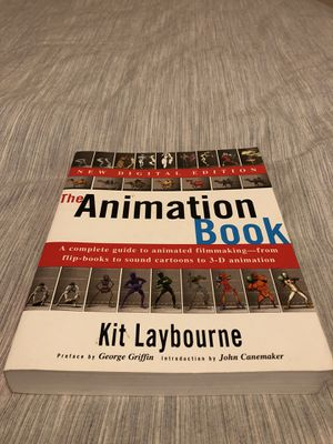 The Animation Book for Sale in Philadelphia, PA