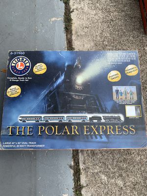 Photo Lionel since 1900 ( The Polar Express)