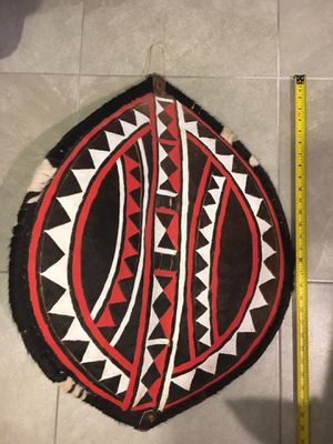 Maasai Tribe Warrior Shield for Sale in Germantown, MD