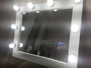 Vanity Makeup Mirror For Your desktop for Sale in Bloomington, CA