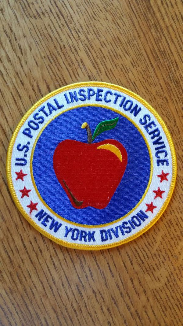 USPS Inspection Service patch for Sale in Monroe, MI - OfferUp