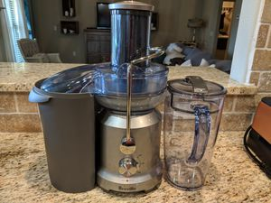 Breville Juice Fountain Cold Juicer for sale  Bentonville, AR