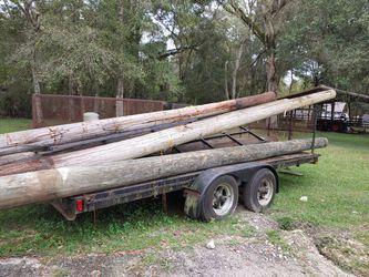 Heavy duty, Class 4, tandem axle trailer Thumbnail