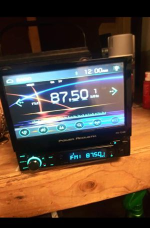 Dvd and cd player and radio for Sale in Indianapolis, IN