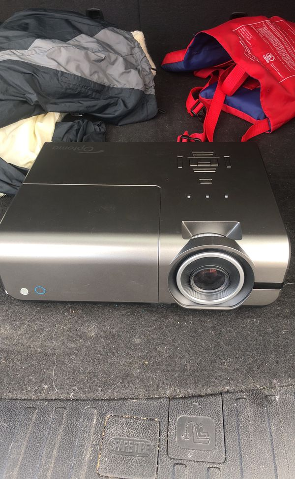 Optoma Projector Model TH101060p for Sale in Kent, WA - OfferUp