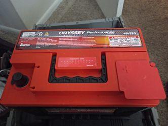 Odyssey Battery Thumbnail