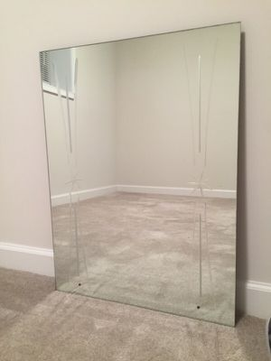 Glass mirror for Sale in Springfield, VA