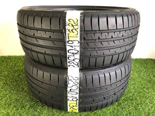 Used Tires Orlando >> K126 225 40 19 Goodyear Eagle F1 Run Flat 2 Used Tires For Sale In Orlando Fl Offerup