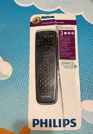 Universal Tv Remote for Sale in Fairfax, VA