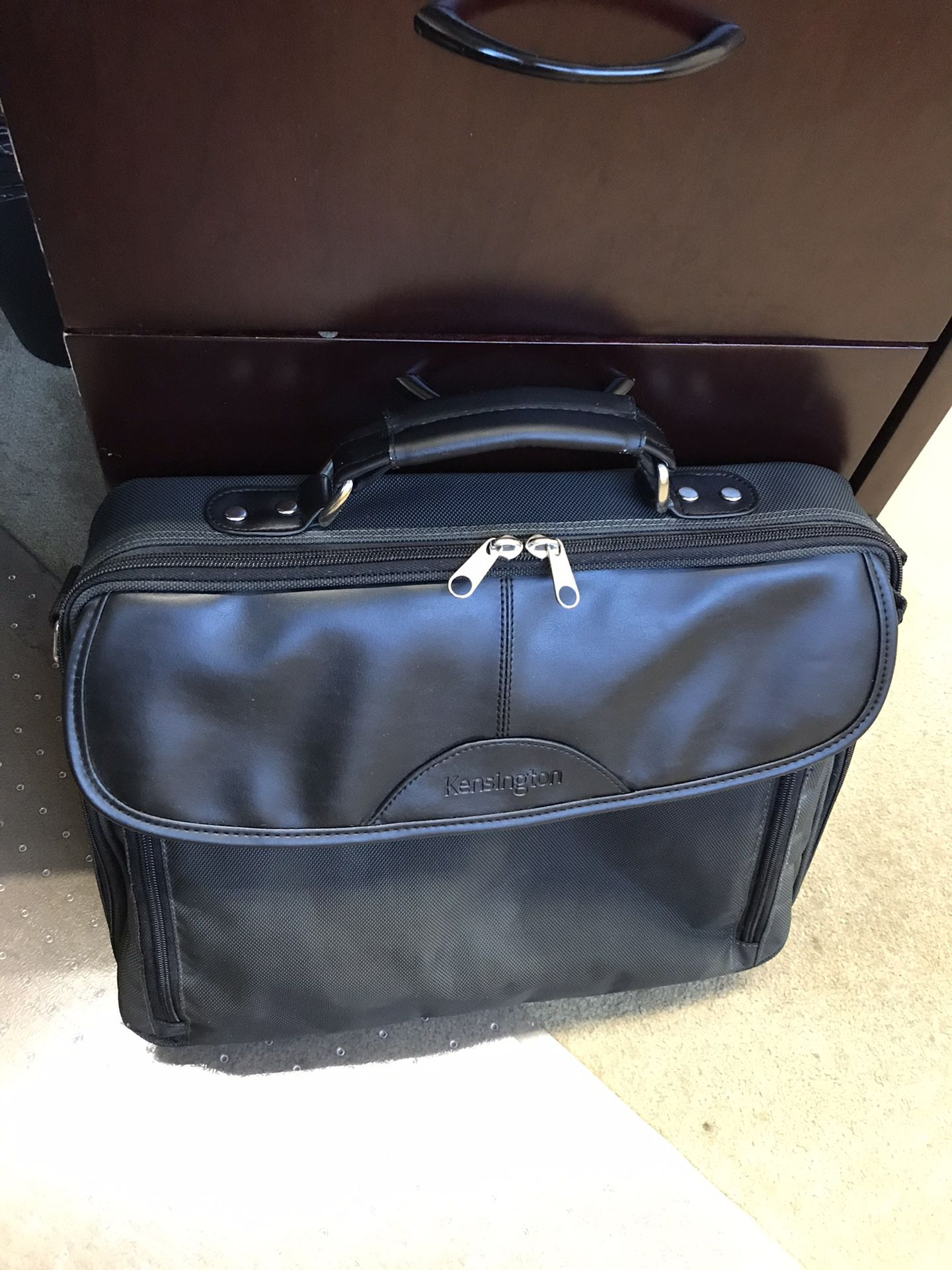 Brand New Laptop and Briefcase Bag