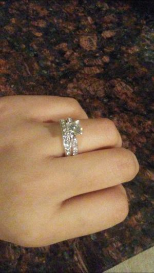 2pcs women's ring for Sale in Gaithersburg, MD