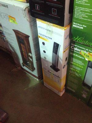 Bionaire ceramic tower heater for Sale in Phoenix, AZ
