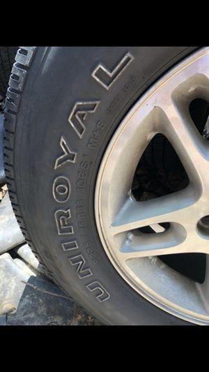 Jeep Cherokee Laredo tires and Rims for Sale in Woodbridge, VA