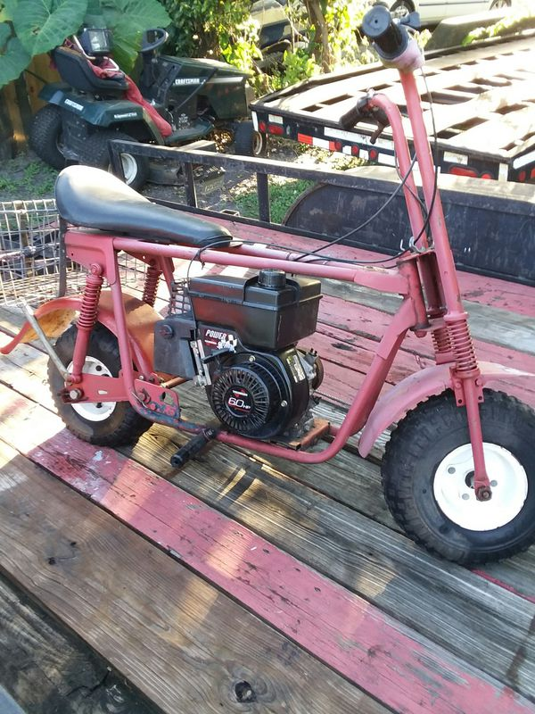 Vintage Mini Bike For Sale In Kissimmee Fl Offerup