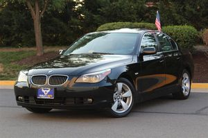 2007 BMW 5 Series for Sale in Sterling, VA