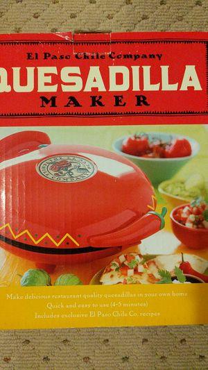 Quesadilla maker - new in box for Sale in Woodbridge, VA