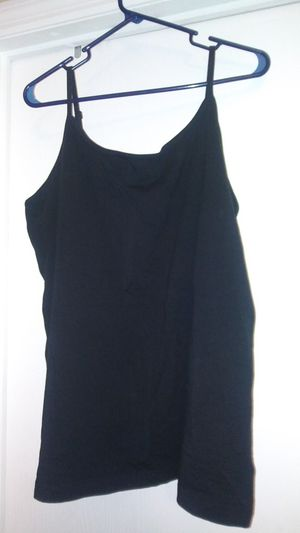 8defc710ecd 2 brand new Roamans size 3x tank tops with built in bra liners for Sale in