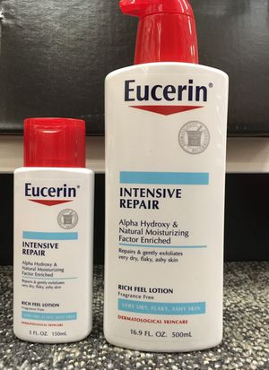 Eucerin Intensive Repair set for Sale in Alexandria, VA
