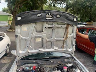 98-00 Acura integra hood bra Thumbnail