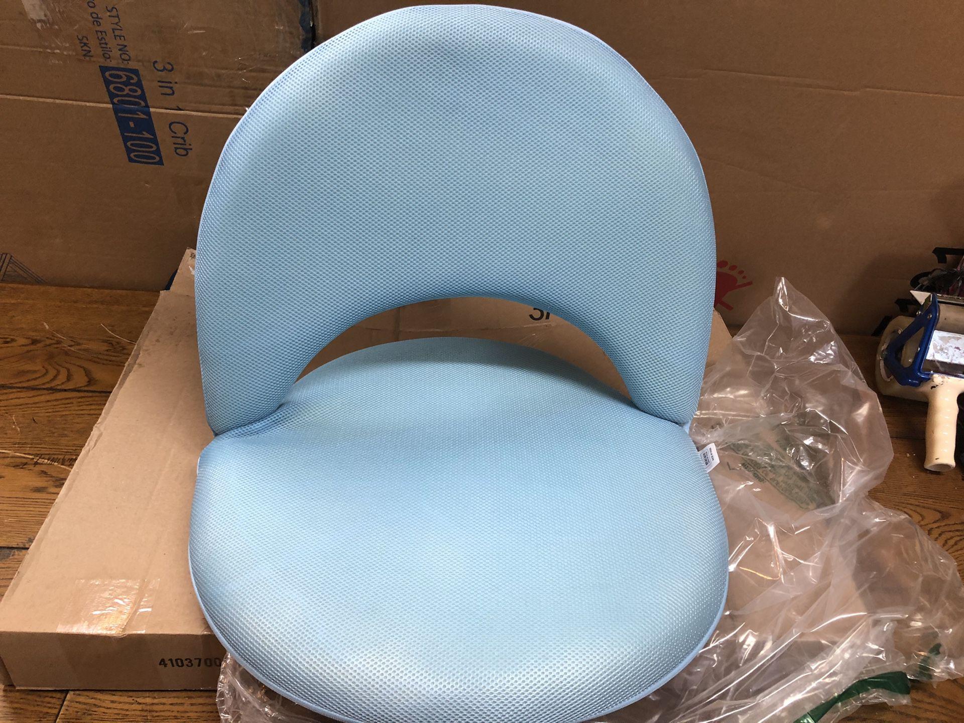 Dream On Me Multifunctional Nursing Chair in Blue