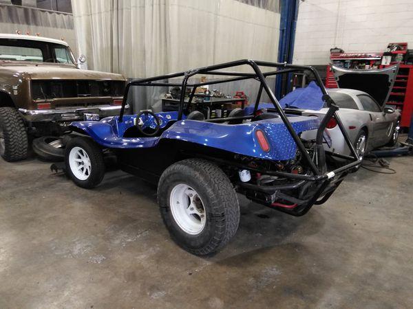 Manx style dune buggy, fiberglass vw , sandrail for Sale in Tempe, AZ -  OfferUp