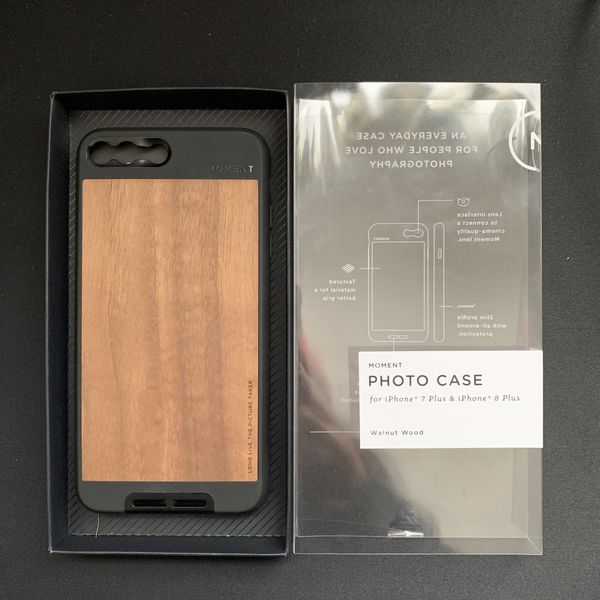 size 40 4ea2b 65dd3 Moment Photo Case for iPhone 7 Plus & iPhone 8 Plus for Sale in Newark, CA  - OfferUp