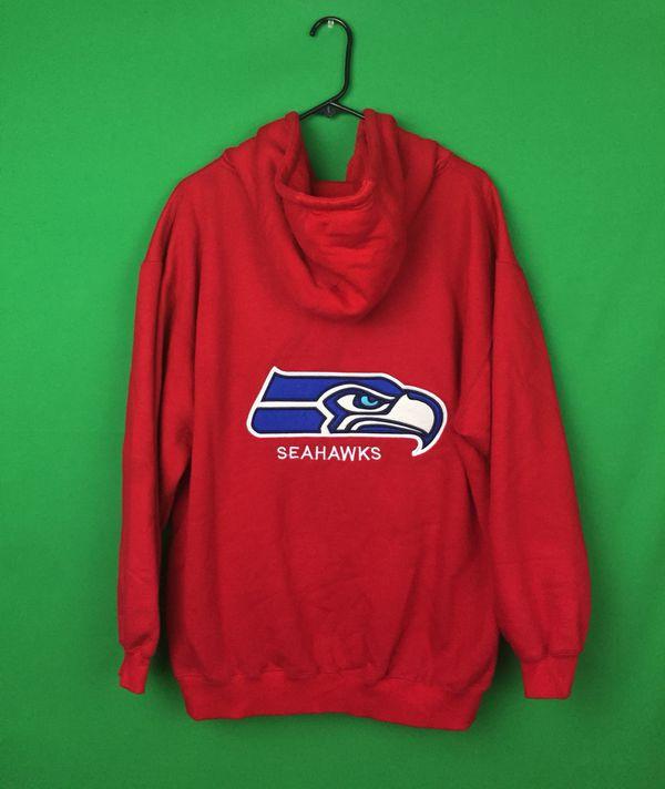 b677d8a38 Seattle Seahawks Sweatshirt Seattle Seahawks hoodie vintage Seahawks  Seattle Seahawks jersey Seahawks pull over Seahawks Jacket Seahawks football  jer
