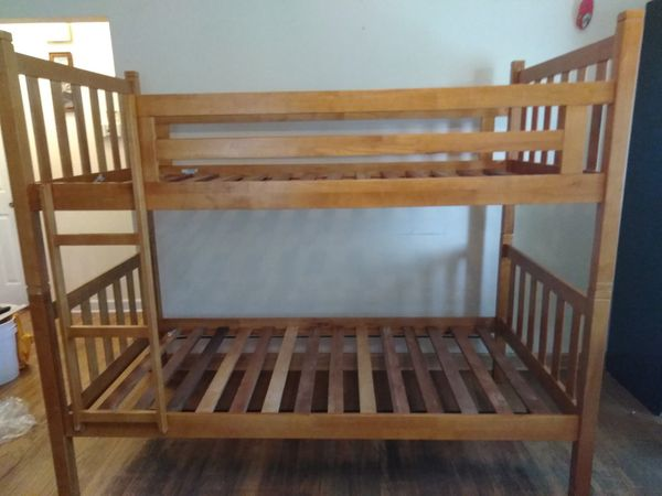 Coaster Twin Size Bunk Bed For Sale In Chicago Il Offerup