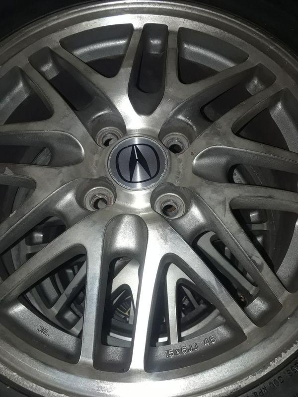Acura Rims Auto Parts In Bakersfield CA OfferUp - Black acura rims