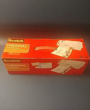 Scotch Thermal Laminator for Sale in Columbus, OH