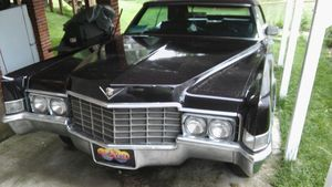 1969 COUPE CONVERTIBLE CADILLAC for Sale in Silver Spring, MD