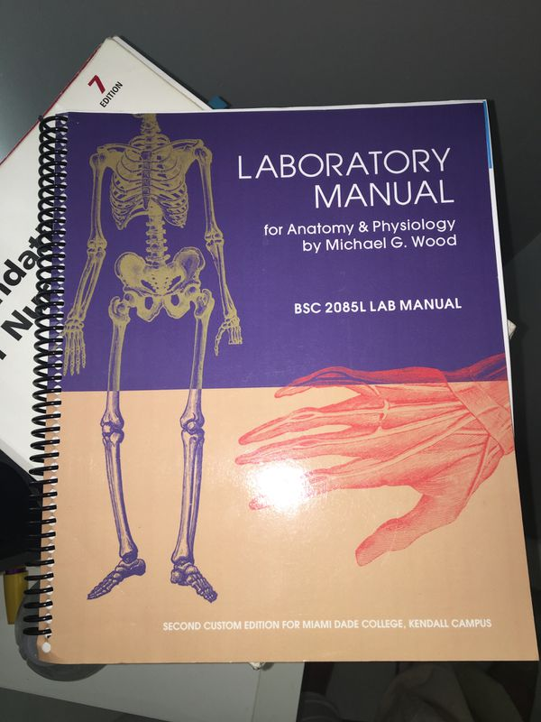 MIAMI DADE COLLEGE BSC2085L LAB MANUAL for Sale in Miami Gardens, FL ...