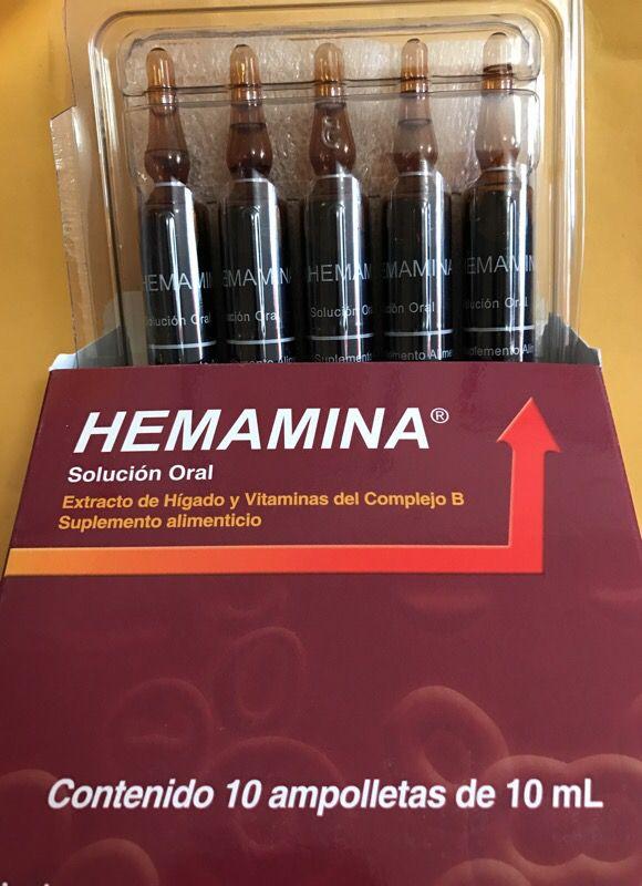 Hemamina