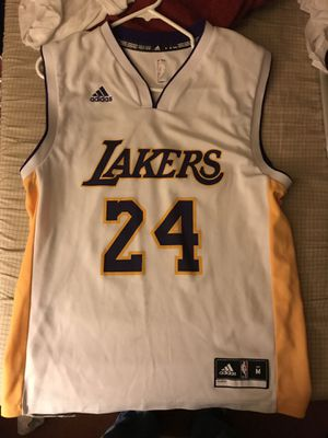 2c146cbd7e28 New and Used Lakers jersey for Sale in Fairfield