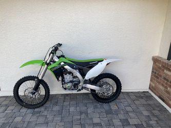 2015 Kawasaki kx450f Thumbnail