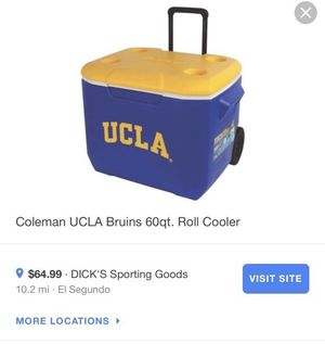 New UCLA Coleman Cooler for Sale in Culver City, CA