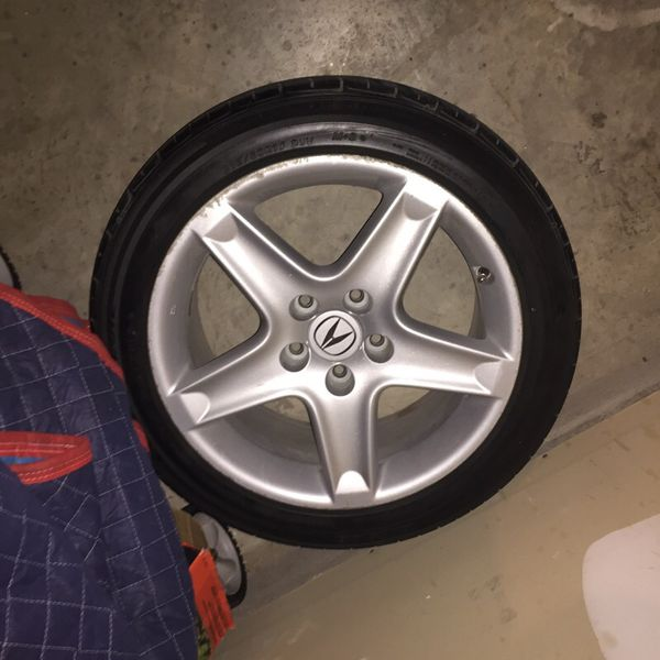 Acura TL Stocks Wheels 17 For Sale In Fort Worth, TX
