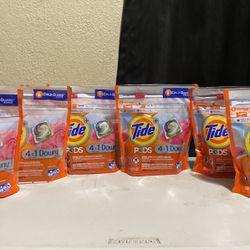 Tide Pods Bundle 12 Ct In Each Bag  Thumbnail