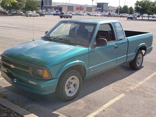 95 Chevy S10 Needs To Go