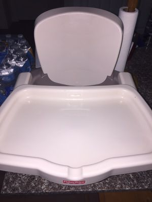 Fisher price booster/chair for Sale in Austin, TX