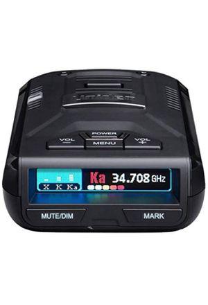 Uniden R3 Extreme Long Range Radar Laser Detector GPS, 360 Degree, DSP, Voice Alert for Sale in Holly Springs, NC